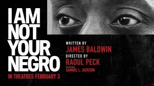 International Film Series: I Am Not Your Negro @ Michener Library: Lindou Auditorium (lower level) | Greeley | Colorado | United States