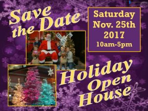 Downtown Greeley: Holiday Open House