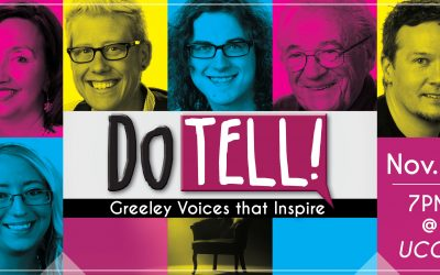 Be Inspired by Do Tell!
