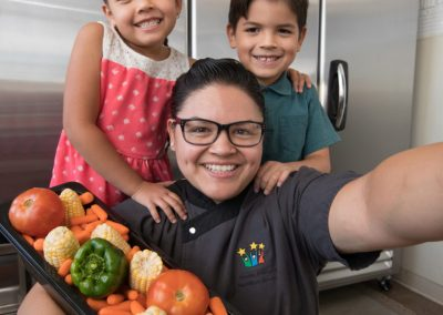 District 6 – Serving Up Nutrition Alongside Education