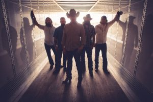 The Crew Presents: Jason Boland & The Stragglers @ Moxi Theater